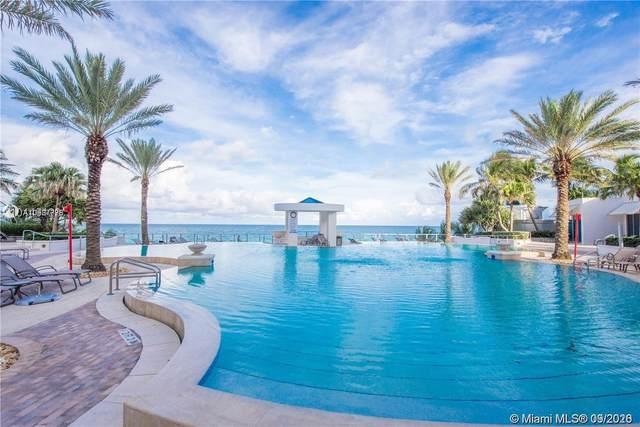3101 S Ocean Dr #606, Hollywood, FL 33019 (MLS #A10927978) :: Carole Smith Real Estate Team