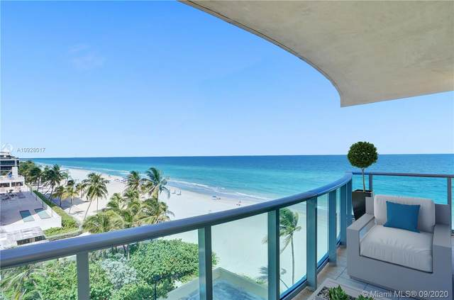 2501 S Ocean Dr #610, Hollywood, FL 33019 (MLS #A10928017) :: United Realty Group