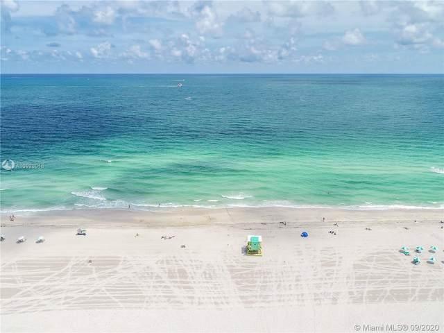 401 Ocean Dr #826, Miami Beach, FL 33139 (MLS #A10928018) :: Patty Accorto Team