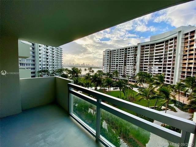 1500 Bay Rd 666S, Miami Beach, FL 33139 (MLS #A10928032) :: The Paiz Group