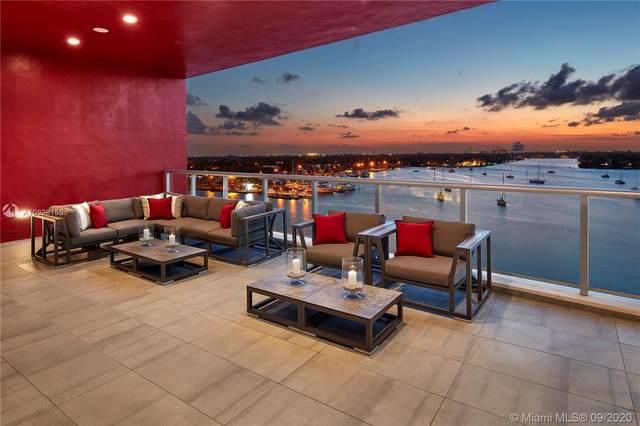 777 N Ocean Dr N201, Hollywood, FL 33019 (MLS #A10928150) :: Berkshire Hathaway HomeServices EWM Realty