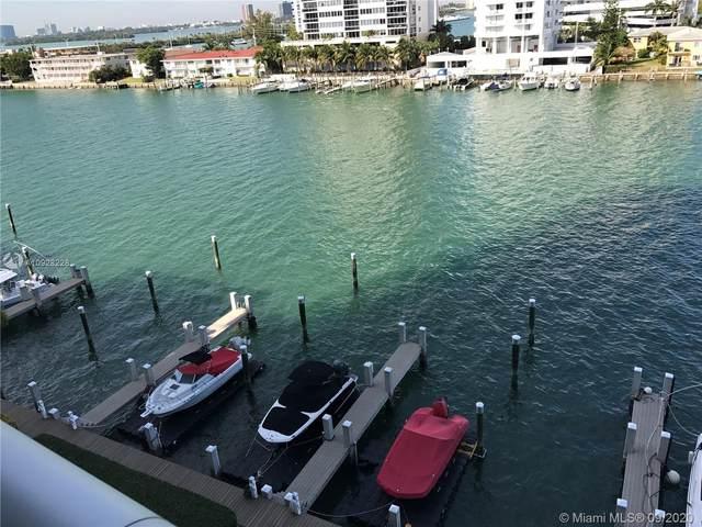7928 East Dr #605, North Bay Village, FL 33141 (MLS #A10928228) :: Berkshire Hathaway HomeServices EWM Realty