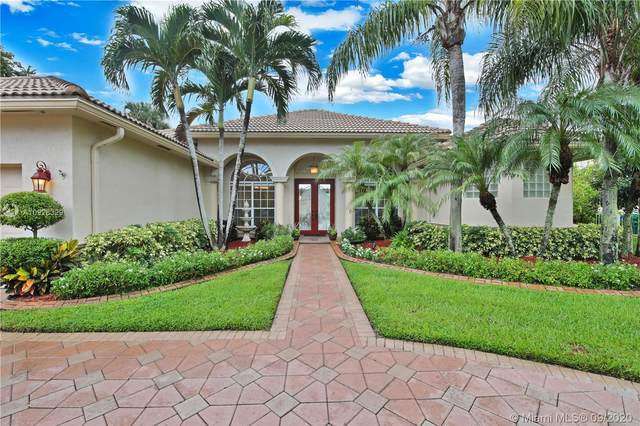 5512 NW 58th Ave, Coral Springs, FL 33067 (MLS #A10928329) :: Castelli Real Estate Services