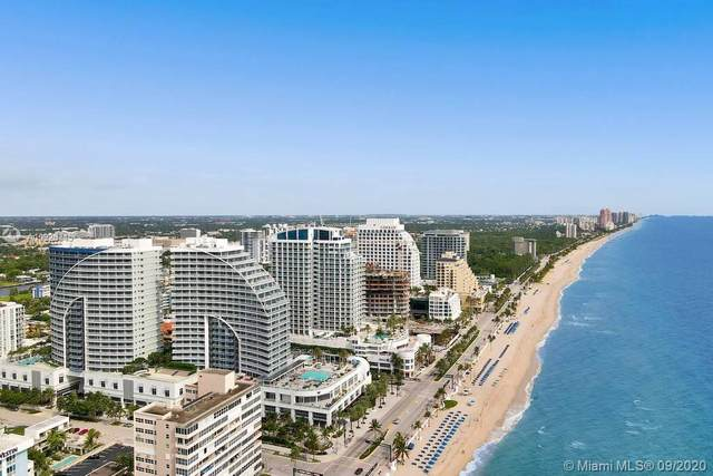 3101 Bayshore Dr #1809, Fort Lauderdale, FL 33304 (MLS #A10928345) :: Ray De Leon with One Sotheby's International Realty