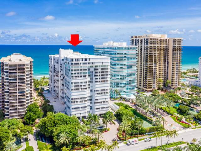 10155 Collins Ave #1003, Bal Harbour, FL 33154 (MLS #A10928414) :: ONE Sotheby's International Realty