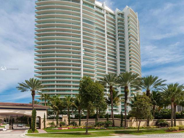 19955 NE 38th Ct #401, Aventura, FL 33180 (MLS #A10928436) :: The Riley Smith Group