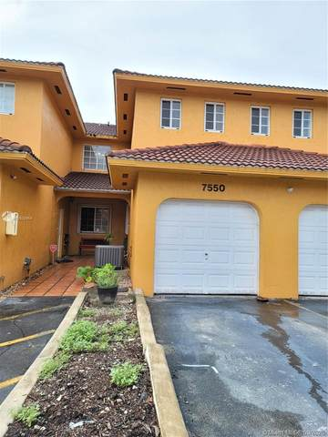 7550 NW 176th Ter #7550, Hialeah, FL 33015 (MLS #A10928464) :: Berkshire Hathaway HomeServices EWM Realty