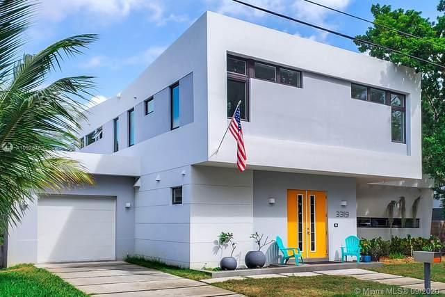 3319 Oak Ave, Miami, FL 33133 (MLS #A10928482) :: The Riley Smith Group