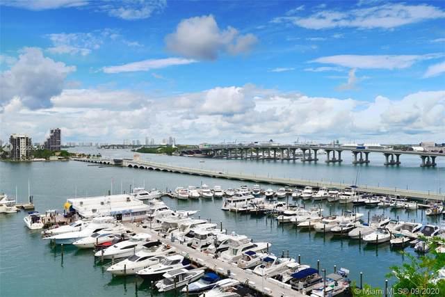 1717 N Bayshore Dr A-2840, Miami, FL 33132 (MLS #A10928510) :: Carole Smith Real Estate Team
