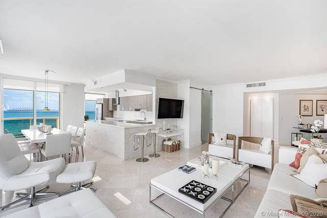 4779 Collins Ave #1801, Miami Beach, FL 33140 (MLS #A10928584) :: The Paiz Group