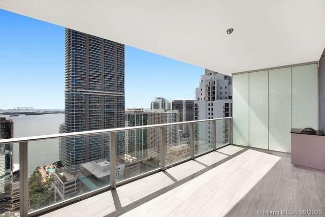 1010 Brickell Ave #4201, Miami, FL 33131 (MLS #A10928639) :: Berkshire Hathaway HomeServices EWM Realty