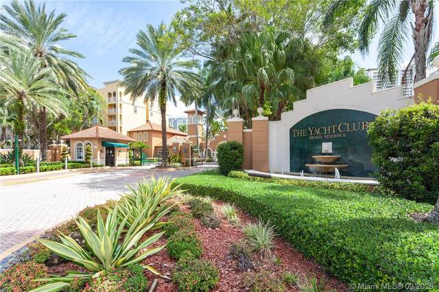 19801 E Country Club Dr #4201, Aventura, FL 33180 (MLS #A10928650) :: Prestige Realty Group