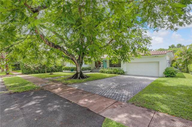 3900 Harlano St, Coral Gables, FL 33134 (MLS #A10928652) :: Ray De Leon with One Sotheby's International Realty