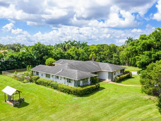 14750 Sunset Ln, Southwest Ranches, FL 33330 (#A10928679) :: Real Estate Authority