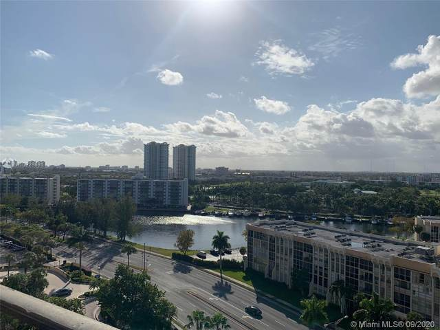 600 Three Islands Blvd #1108, Hallandale Beach, FL 33009 (MLS #A10928691) :: Castelli Real Estate Services