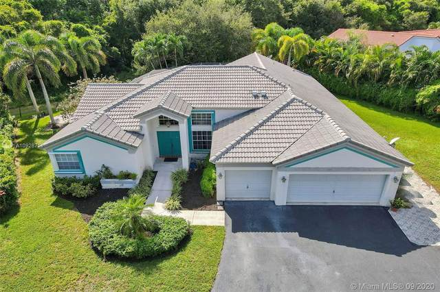 9647 Sugar Pines Ct, Davie, FL 33328 (MLS #A10928711) :: Patty Accorto Team