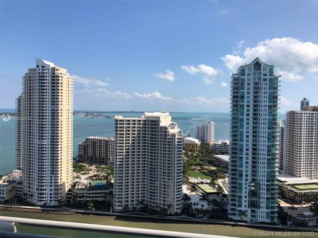 335 S Biscayne Blvd #3507, Miami, FL 33131 (MLS #A10928733) :: Prestige Realty Group