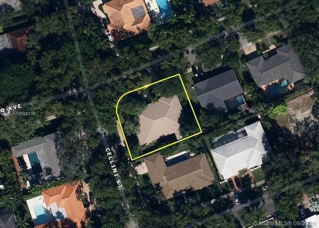 950 Bayamo Ave Lot, Coral Gables, FL 33146 (MLS #A10928738) :: The Azar Team