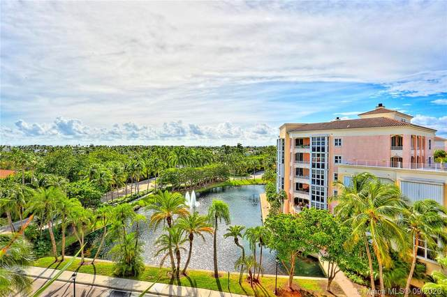 765 Crandon Blvd #510, Key Biscayne, FL 33149 (MLS #A10928743) :: The Teri Arbogast Team at Keller Williams Partners SW