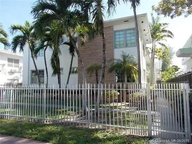 1045 Lenox Ave #5, Miami Beach, FL 33139 (MLS #A10928809) :: ONE Sotheby's International Realty