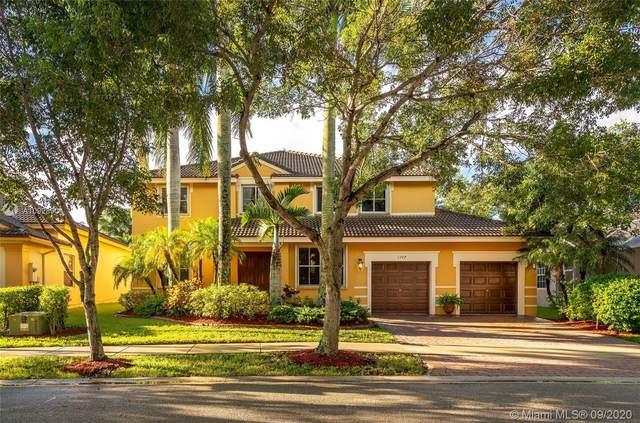 1307 Peregrine Way, Weston, FL 33327 (MLS #A10928904) :: Albert Garcia Team