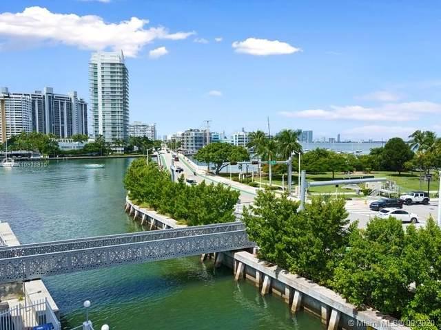 1674 Bay Rd #402, Miami Beach, FL 33139 (MLS #A10928910) :: ONE Sotheby's International Realty
