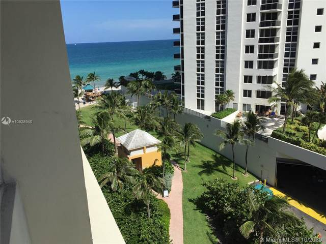 19201 Collins Ave #640, Sunny Isles Beach, FL 33160 (MLS #A10928940) :: Prestige Realty Group