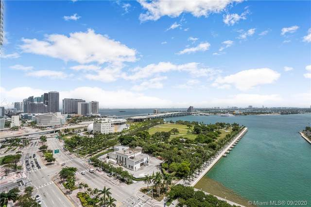 888 Biscayne Blvd #1809, Miami, FL 33132 (MLS #A10928977) :: ONE Sotheby's International Realty