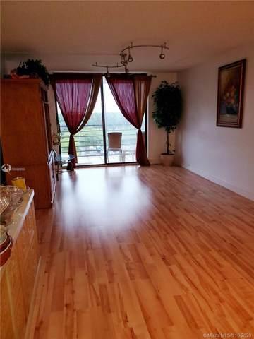 1000 Saint Charles Pl #614, Pembroke Pines, FL 33026 (MLS #A10928995) :: ONE Sotheby's International Realty