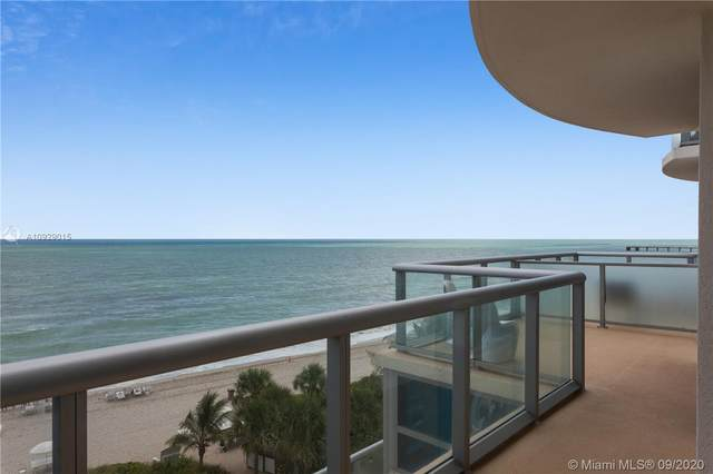 17315 Collins Ave #601, Sunny Isles Beach, FL 33160 (MLS #A10929015) :: Ray De Leon with One Sotheby's International Realty