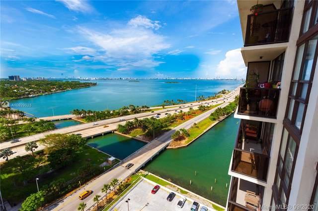 600 NE 36th St #2005, Miami, FL 33137 (MLS #A10929023) :: Castelli Real Estate Services