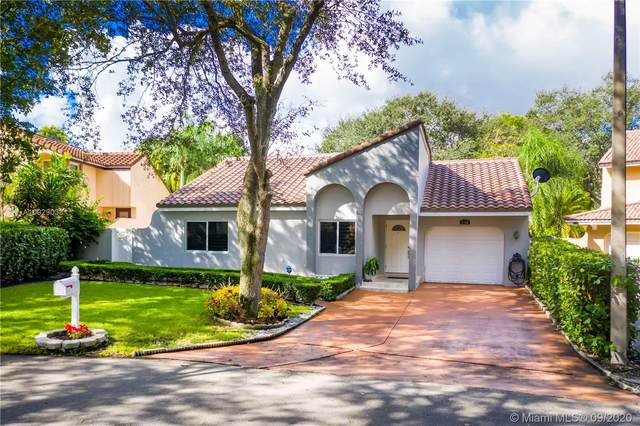 2780 Evergreen Way, Cooper City, FL 33026 (#A10929038) :: Real Estate Authority