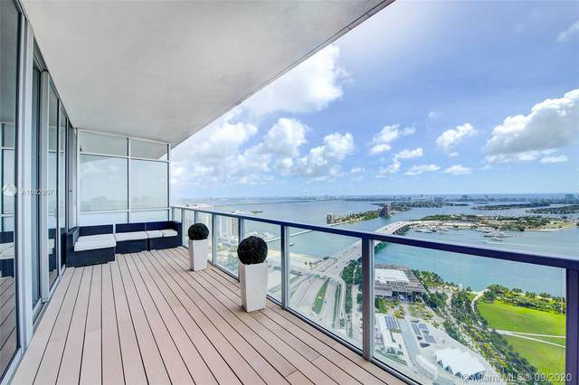 1100 Biscayne Blvd #4601, Miami, FL 33132 (MLS #A10929071) :: ONE Sotheby's International Realty
