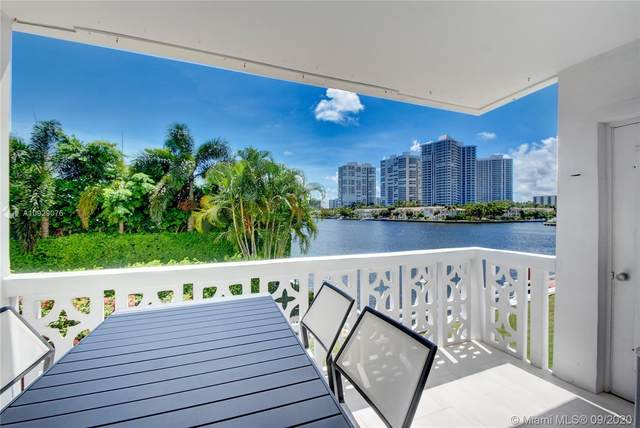 3209 S Ocean Dr 2I, Hallandale Beach, FL 33009 (MLS #A10929076) :: ONE | Sotheby's International Realty