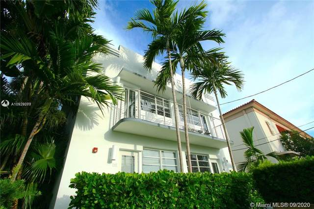 3915 N Meridian Ave #202, Miami Beach, FL 33140 (MLS #A10929079) :: ONE Sotheby's International Realty