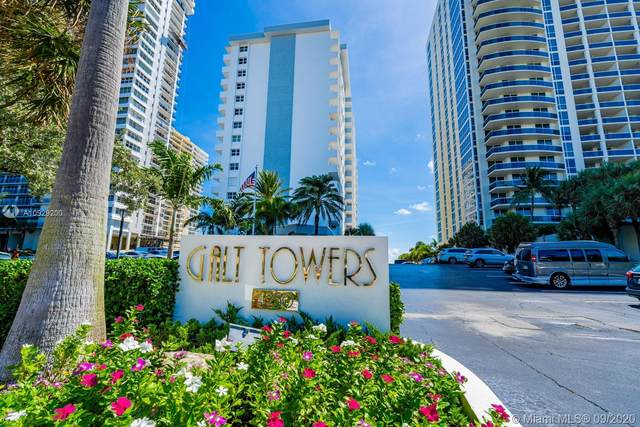 4250 Galt Ocean Dr 4B, Fort Lauderdale, FL 33308 (MLS #A10929200) :: Patty Accorto Team