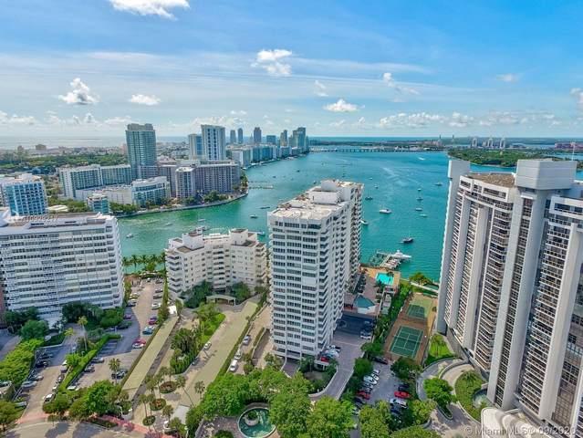 11 Island Ave #912, Miami Beach, FL 33139 (MLS #A10929217) :: Albert Garcia Team
