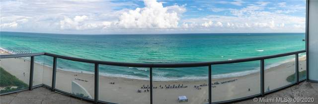 17121 Collins Av #1107, Sunny Isles Beach, FL 33160 (MLS #A10929253) :: Ray De Leon with One Sotheby's International Realty
