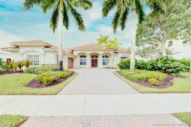 19020 Park Ridge St, Weston, FL 33332 (MLS #A10929266) :: GK Realty Group LLC