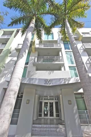 3001 SW 27th Ave #201, Miami, FL 33133 (MLS #A10929273) :: Prestige Realty Group