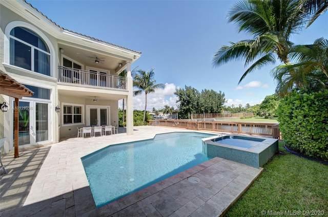 1120 Hatteras Ln, Hollywood, FL 33019 (MLS #A10929356) :: Berkshire Hathaway HomeServices EWM Realty