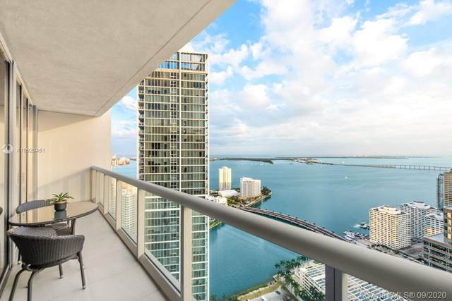 485 Brickell Ave #4709, Miami, FL 33131 (MLS #A10929451) :: The Howland Group