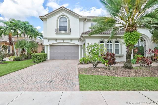11475 NW 75th Mnr, Parkland, FL 33076 (MLS #A10929457) :: United Realty Group