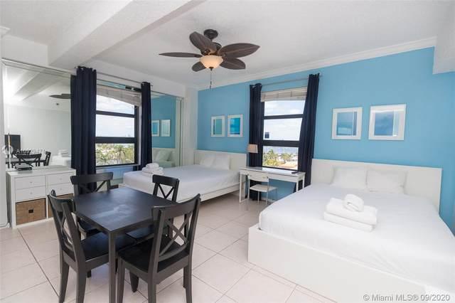 101 N Ocean Dr #779, Hollywood, FL 33019 (MLS #A10929471) :: Green Realty Properties