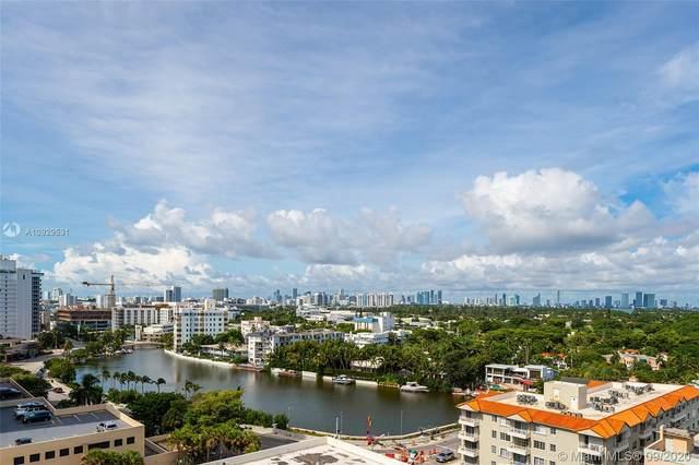 2625 Collins Ave #1208, Miami Beach, FL 33140 (MLS #A10929531) :: Albert Garcia Team