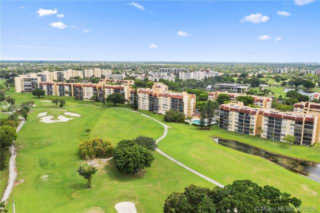 3771 Environ Blvd #555, Lauderhill, FL 33319 (MLS #A10929545) :: Berkshire Hathaway HomeServices EWM Realty