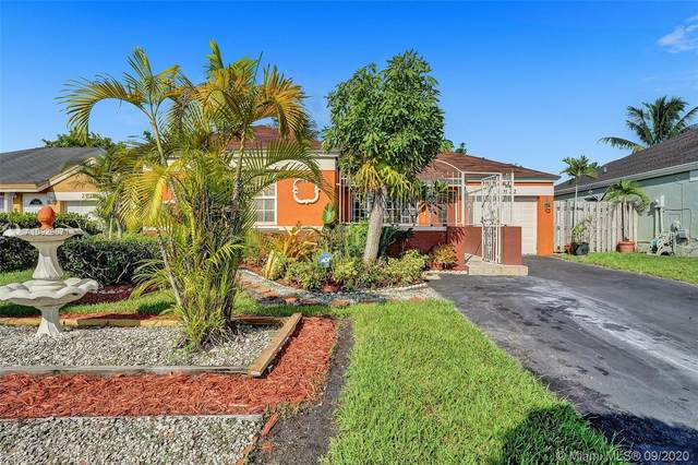 20122 NW 35th Ave, Miami Gardens, FL 33056 (MLS #A10929571) :: The Riley Smith Group