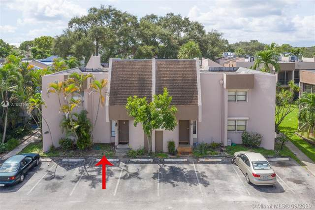 2700 S University Dr 7A, Davie, FL 33328 (#A10929591) :: Real Estate Authority