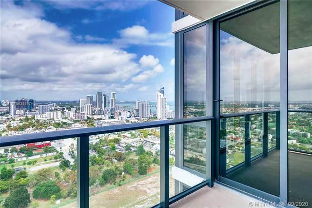 1600 NE 1st Ave #3416, Miami, FL 33132 (MLS #A10929597) :: The Pearl Realty Group