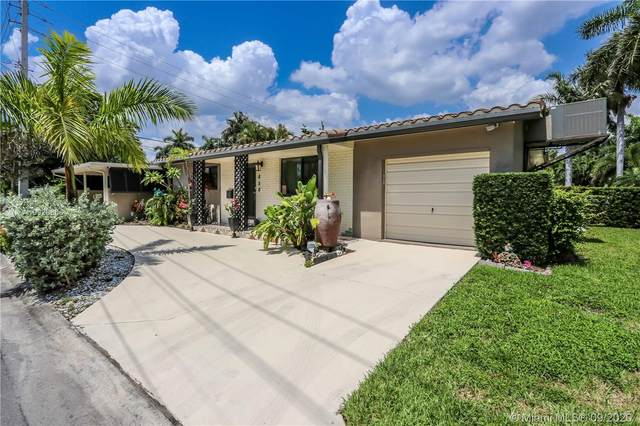 850 N 10th Ave, Hollywood, FL 33019 (MLS #A10929606) :: Berkshire Hathaway HomeServices EWM Realty